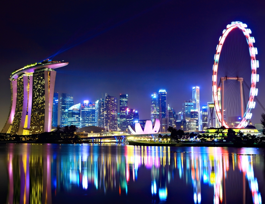 Singapore Campus Tour